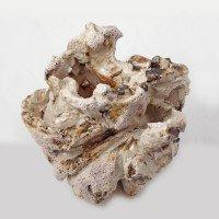 """ Sea Sponge "". Stoneware, ash glaze"
